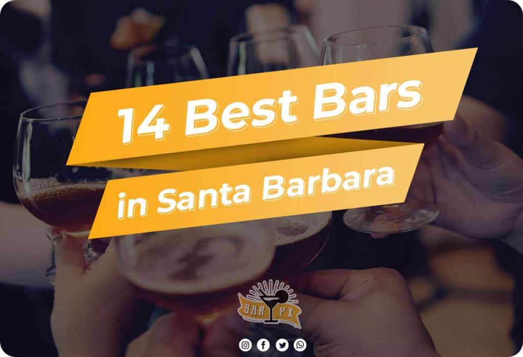 best santa barbara bars