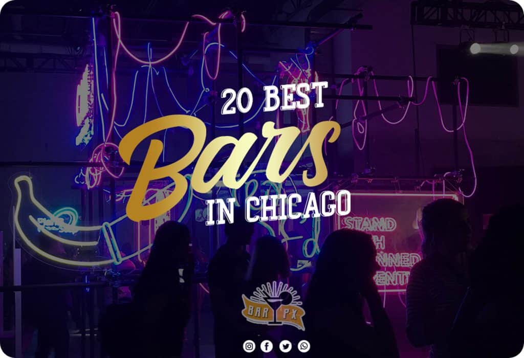 list of the best bars in chicago