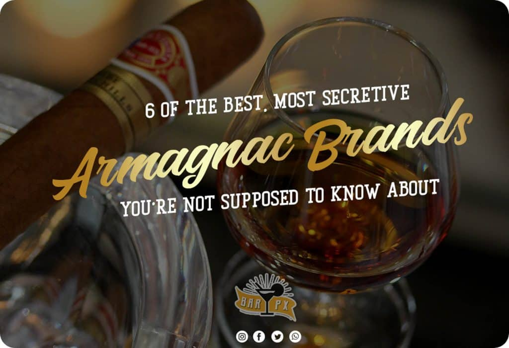 Best Armagnac alcohol brands