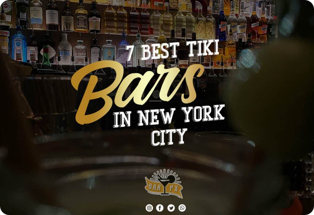 curated list of tiki bars in new york city