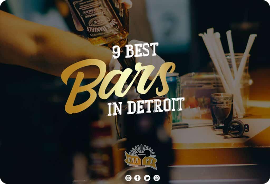 list of best bars of detroit