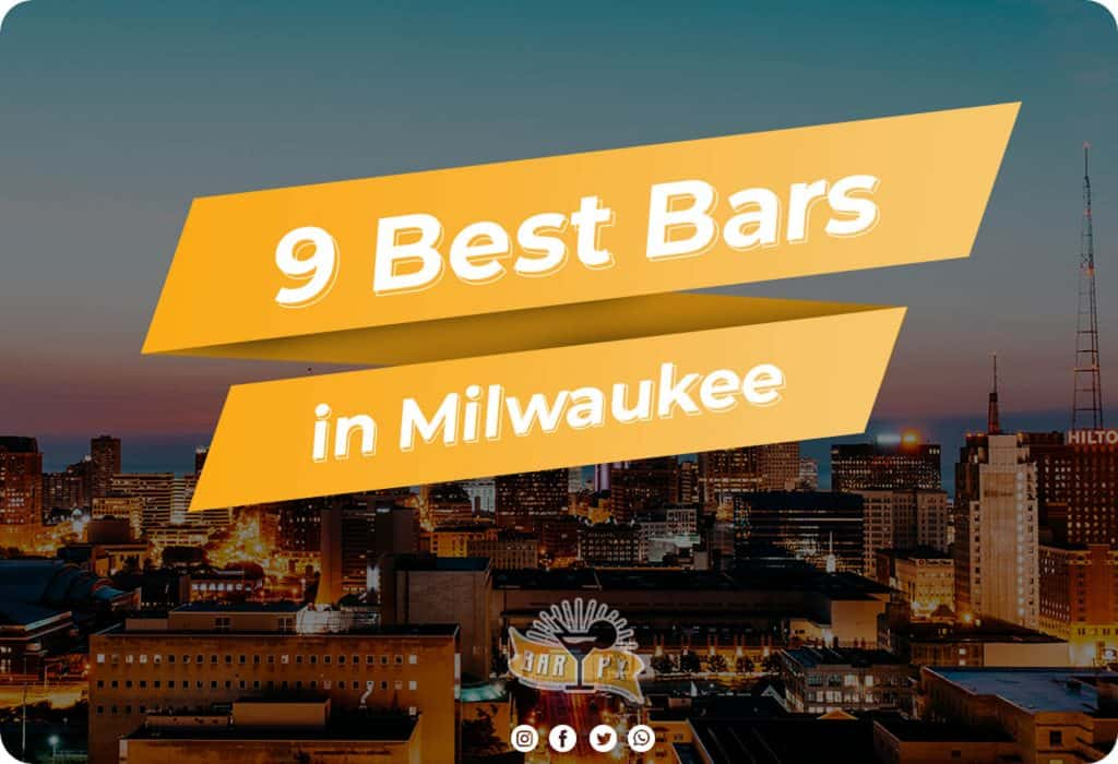 list of the best bars in milwaukee