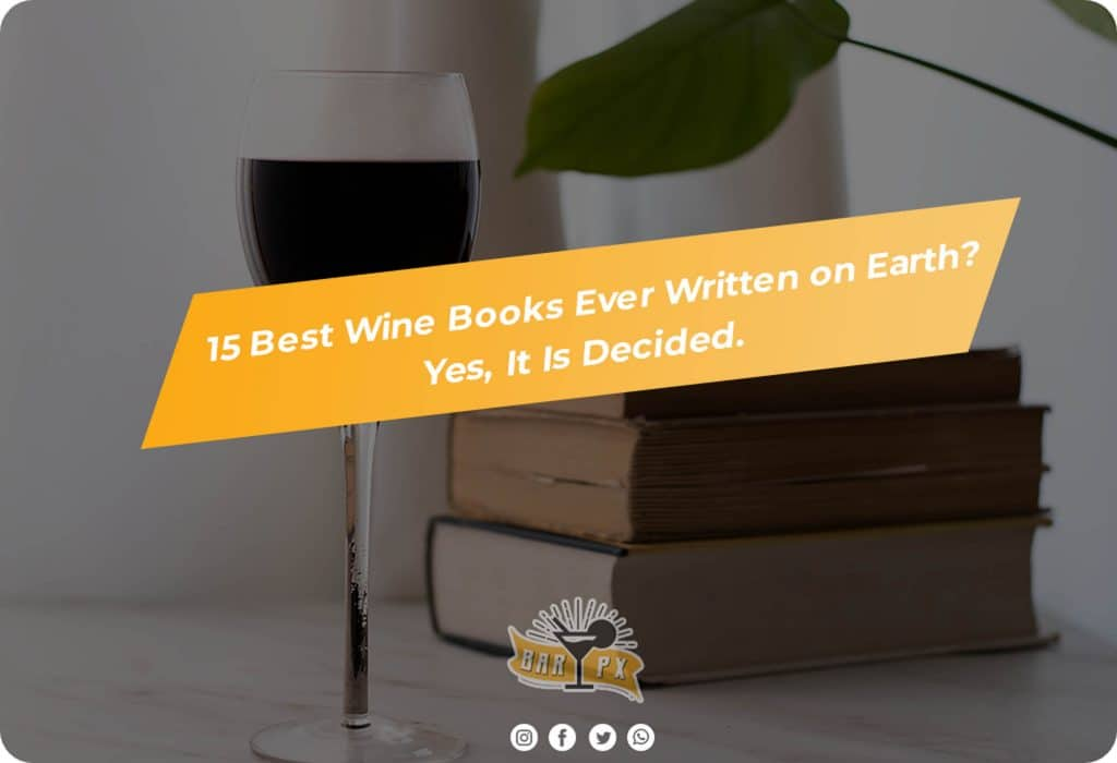 List of the best wine books
