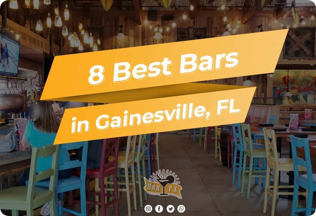 Best Bars In Gainsville, FL