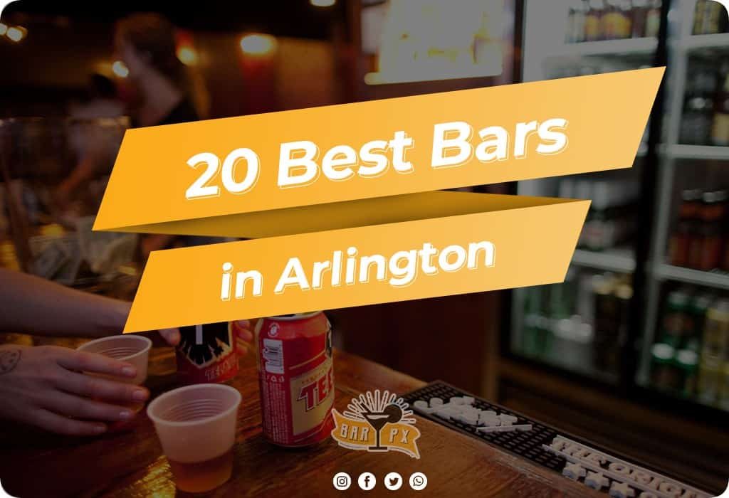 Best Bars in Arlington