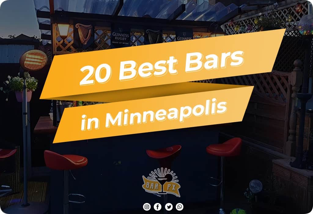 Best Bars in Minneapolis