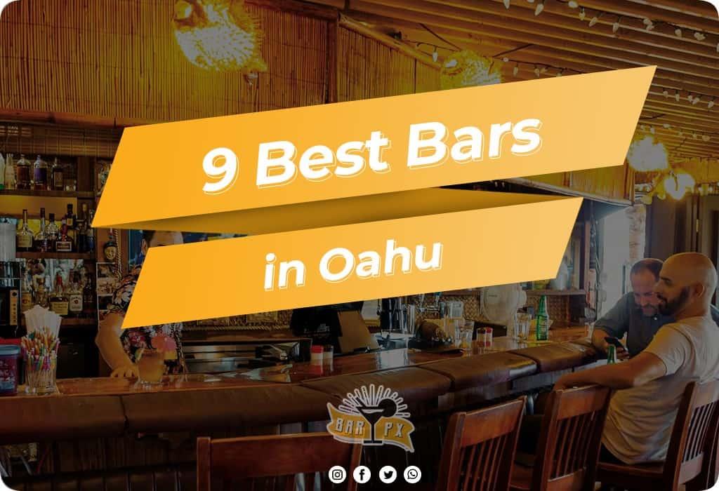 Best Bars in Oahu