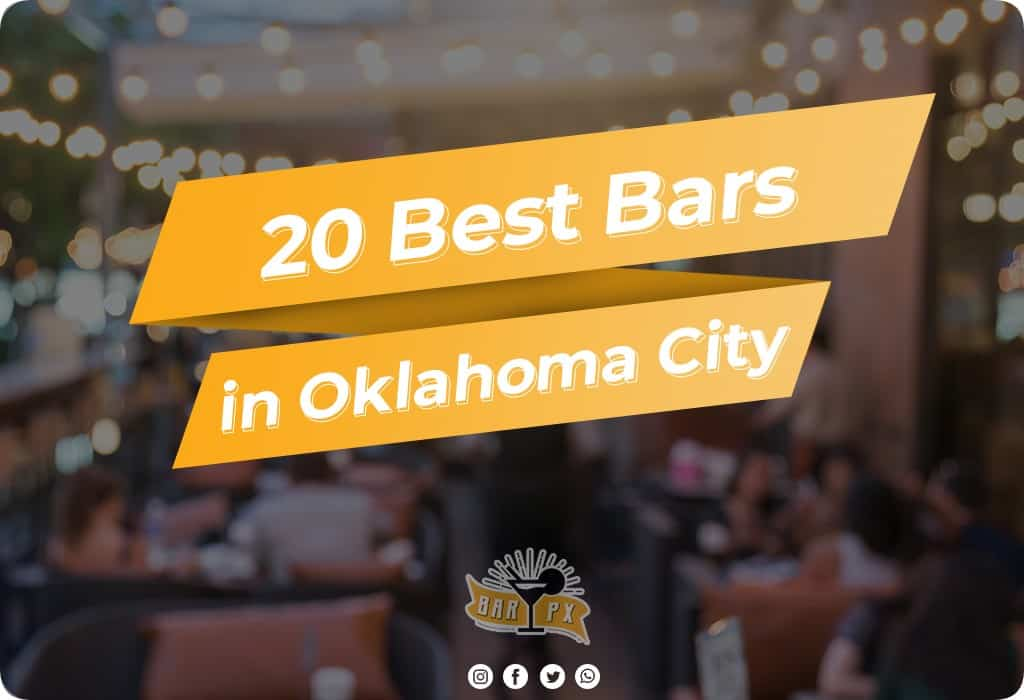 Best Bars in Oklahoma City