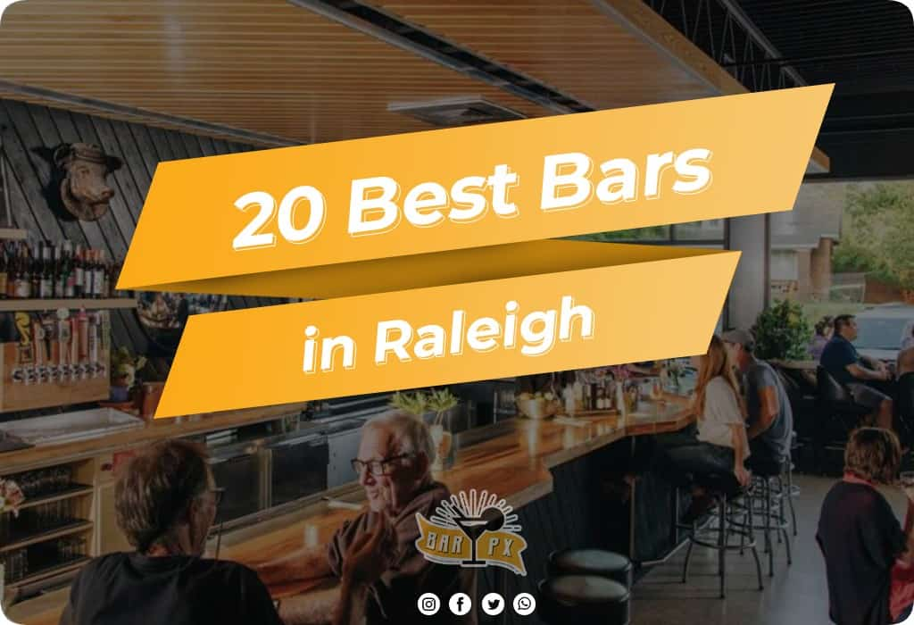 Best Bars in Raleigh