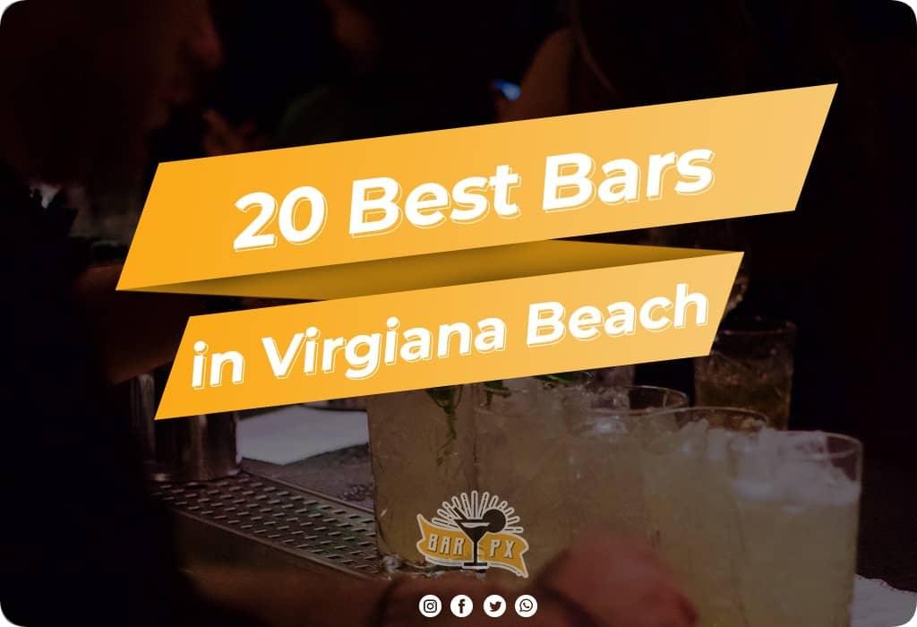 Best Bars in Virginia Beach