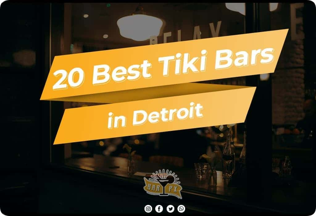 Best Bars in Detroit