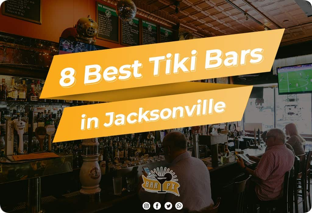 Best Tiki Bars in Jacksonville