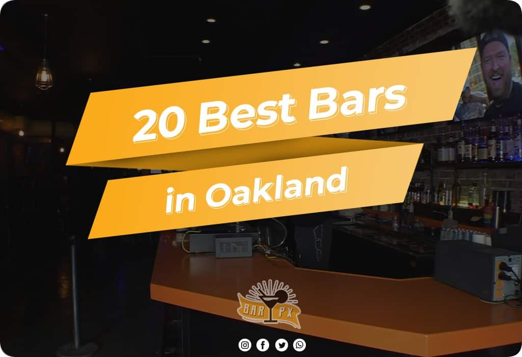 best bars in Oakland