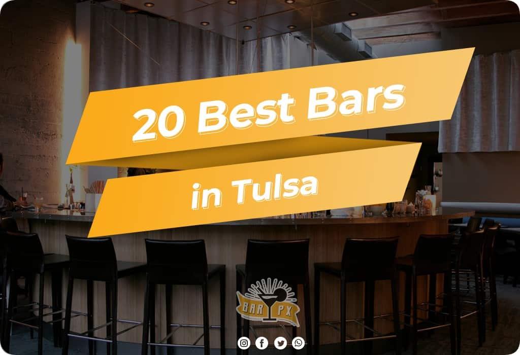 best bars in Tulsa